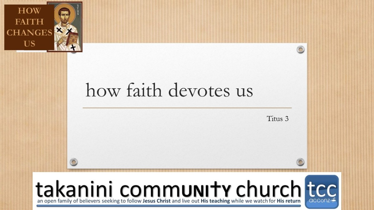 how faith devotesus
