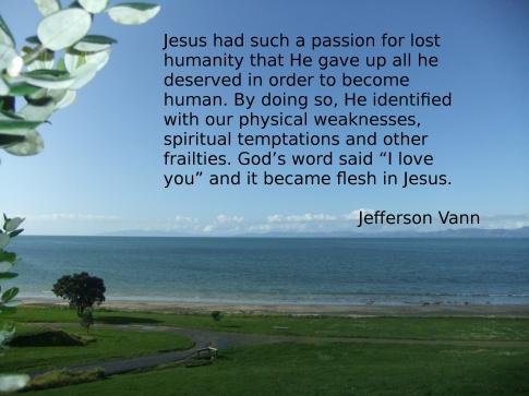 love became flesh