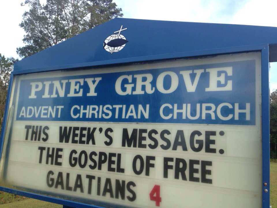 the gospel of FREE