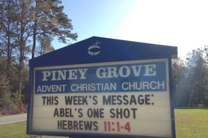ABEL'S ONE SHOT